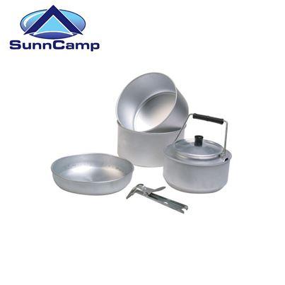 SunnCamp Trekker 5 piece Cook Set