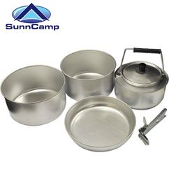 Explorer 6 Piece Cook Set