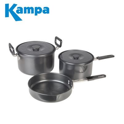 Kampa Dometic Kampa Chow Non Stick Cook Set
