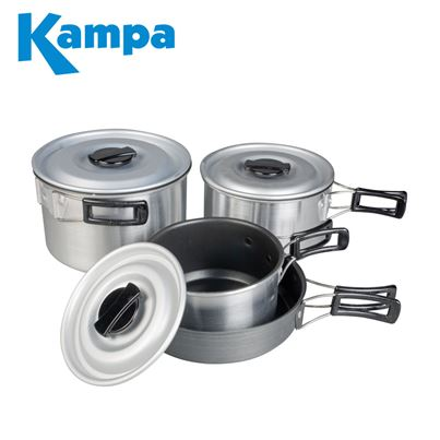 Kampa Dometic Kampa Munch Non Stick Cook Set