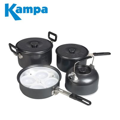 Kampa Dometic Kampa Gastro Non Stick Cook Set