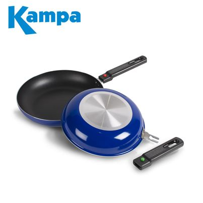 Kampa Dometic Kampa Sous Non Stick Frying Pan Set