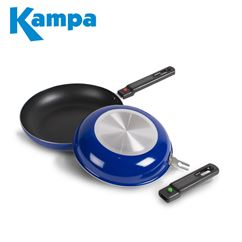 Kampa Sous Non Stick Frying Pan Set
