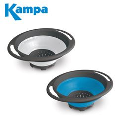 Kampa Collapsible Large Colander
