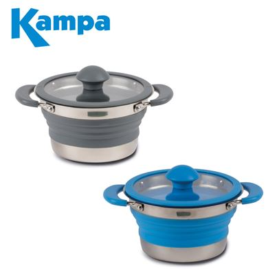Kampa Dometic Kampa Collapsible Saucepan