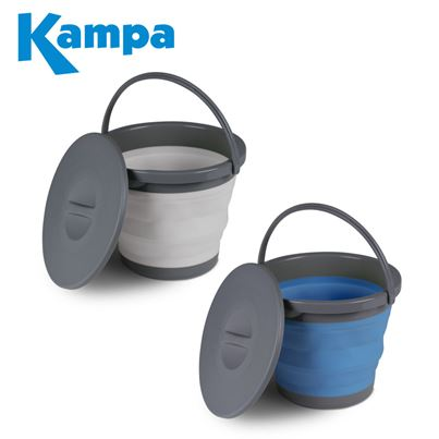 Kampa Kampa Collapsible 5 Litre Bucket With Lid