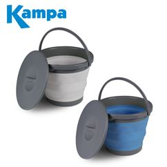 Kampa Collapsible 5 Litre Bucket With Lid