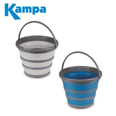 Kampa Dometic Kampa Collapsible 10 Litre Bucket
