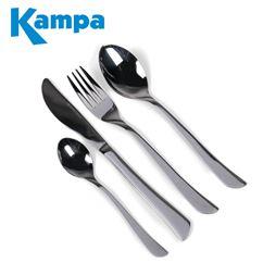 Kampa Kensington 16 Piece Cutlery Set