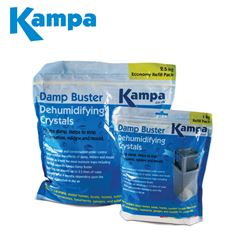 Kampa Damp Buster Moisture Crystals Refill Pack