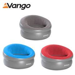 Vango Inflatable Flocked Donut Chair - Range Of Colours - 2021 Model