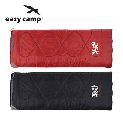 Easy Camp Easy Camp Chakra Sleeping Bag - Available in Red or Black