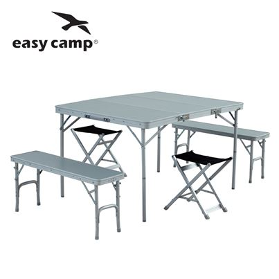 Easy Camp Easy Camp Dijon Picnic Table & Chairs Set