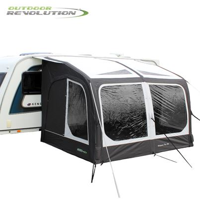 Outdoor Revolution Outdoor Revolution Eclipse Pro 330 Air Caravan Awning With FREE Carpet - 2021 Model