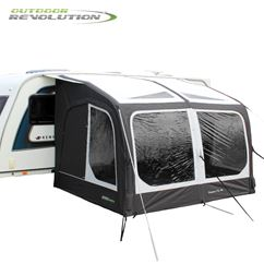 Outdoor Revolution Eclipse Pro 330 Air Caravan Awning - New For 2021