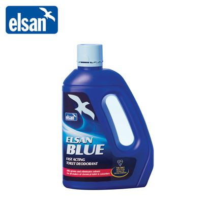 Elsan Elsan 4 Litre Blue Toilet Fluid