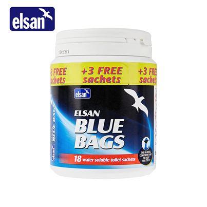 Elsan Elsan Blue Bag Toilet Sachets