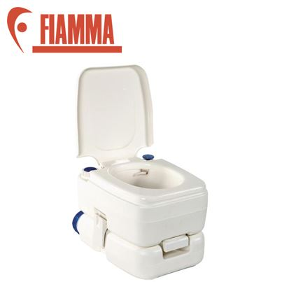 Fiamma Fiamma Bi-Pot Portable Toilet