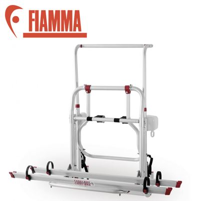 Fiamma Fiamma Carry-Bike Lift 77 Motorhome Bike Carrier - Red