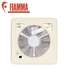 Fiamma Turbo Vent 40 - White