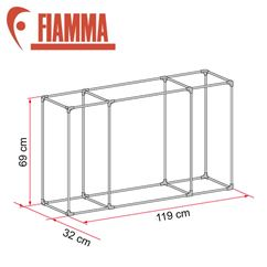 Fiamma Cargo Back Frame Kit
