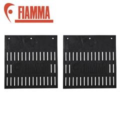 Fiamma Rear Mud Flap Set