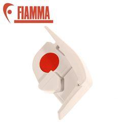 Fiamma L/H Pelmet Cap F45TI Polar White