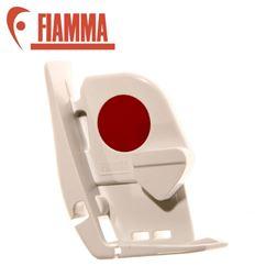 Fiamma R/H Pelmet Cap F45TI Polar White