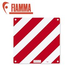 Fiamma Aluminium Bike Warning Sign
