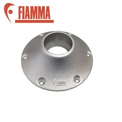 Fiamma Conic Connection Base - Aluminium