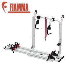 Fiamma Carry-Bike 200 D Double Door Van Conversion Bike Carrier - 2020 Model