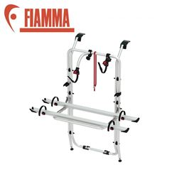 Fiamma Carry-Bike Vauxhall Vivaro - Renault Trafic Bike Carrier - 2020 Model