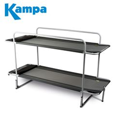 Kampa Bunkie Bed Camp Bed