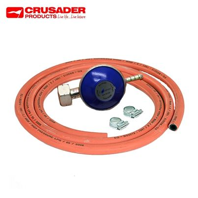 Crusader Butane Regulator Gas Kit