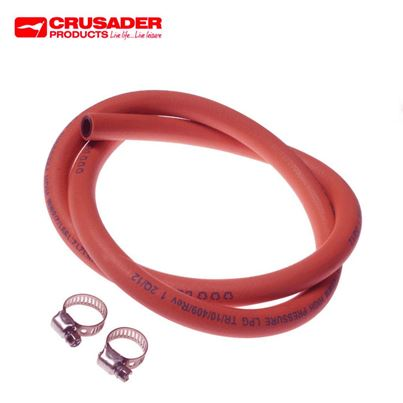 Crusader Gas Hose Pack 2 Metre