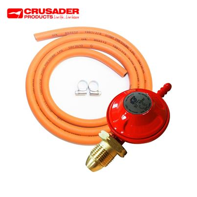 Crusader Propane Hose and Regulator Kit