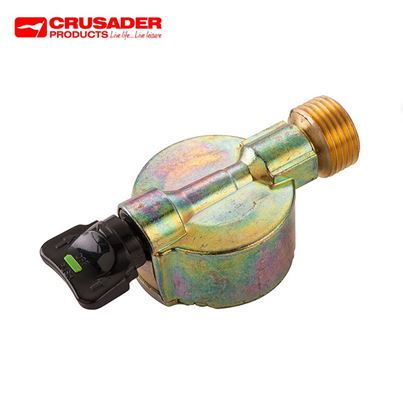 Crusader 21mm Clip On Gas Adaptor Type 511