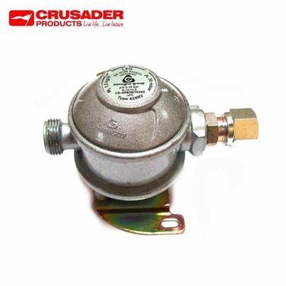 Crusader Euro Caravan Regulator