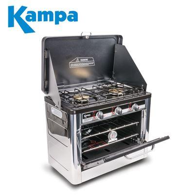 Kampa Dometic Kampa Roast Master Gas Hob & Oven