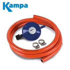 Kampa Camping Gas Regulator & Hose Pack
