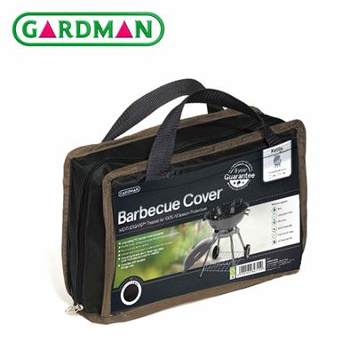 Gardman Gardman Kettle Barbecue Cover - Black