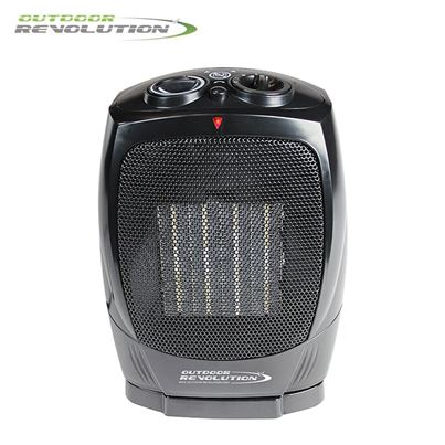 Outdoor Revolution Outdoor Revolution Portable PTC Oscillating Ceramic Heater