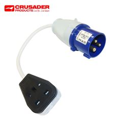 230V UK Trailing Socket