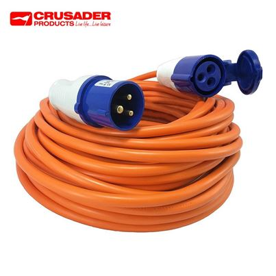 Crusader 25m Heavy Duty Caravan Mains Connection Lead