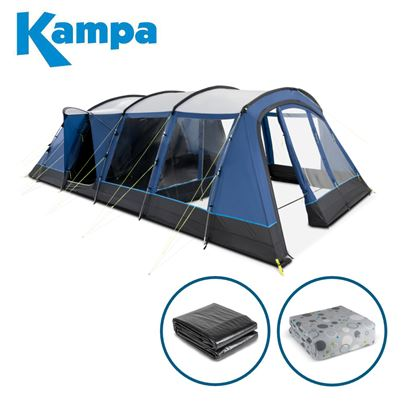 Kampa Kampa Croyde 6 Tent Package Deal - 2021 Model