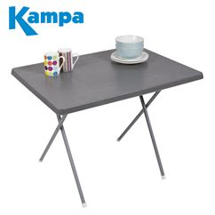 Kampa Duplex Plastic Table - 2021 Model