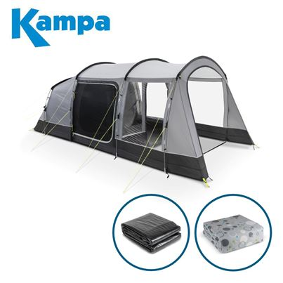 Kampa Kampa Hayling 4 Tent Package Deal - 2021 Model