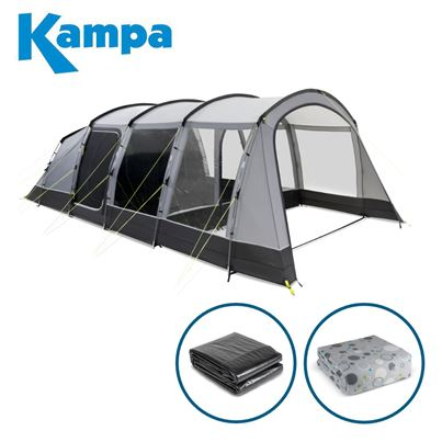 Kampa Kampa Hayling 6 Tent Package Deal - 2021 Model