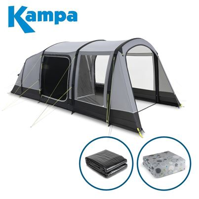 Kampa Kampa Hayling 4 AIR Tent Package Deal - 2021 Model