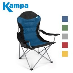 Kampa XL High Back Chair - Range of Colours - 2021 Model